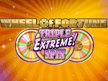 Wheel Of Fortune: Triple Extreme Spin